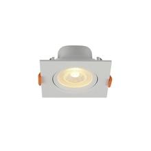 Spot de Embutir LED Luz Amarela 6W Bivolt Blumenau Iluminação