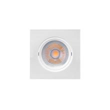 Spot de Embutir LED Luz Amarela 7W Bivolt Brilia