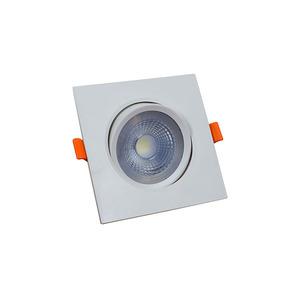 Spot de Embutir LED Luz Amarela 7W Bivolt LLUM Bronzearte