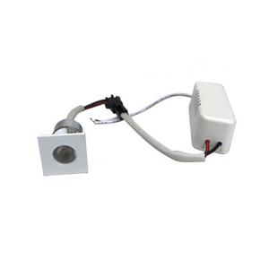 Spot de Embutir LED Luz Branca 1W Bivolt Delis