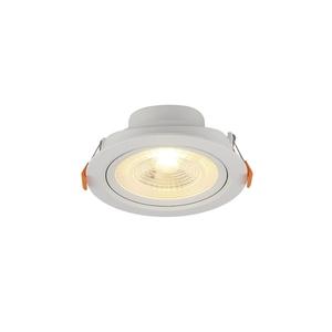 Spot de Embutir LED Luz Branca 3W Bivolt Blumenau