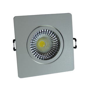 Spot de Embutir LED Luz Branca 3W Bivolt Diamante