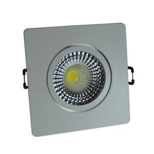 Spot de Embutir LED Luz Branca 7W Bivolt Diamante