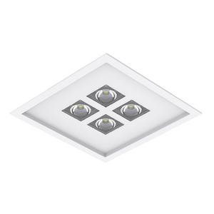 Spot de Embutir LED Luz Neutra 4,5W Bivolt Interlight