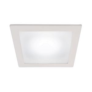 Spot de Embutir LED LLUM Solution Quadrado Aço Branco 15W 110V
