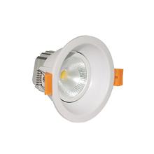 Spot de Embutir LED Recuado Blumenau 8W Luz Amarela Bivolt