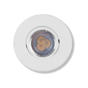 Spot de Embutir LED Metal Técnica Redondo Metal 6 Bivolt