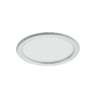 Spot de Embutir LED Bonin Redondo Metal Branco 14W Bivolt