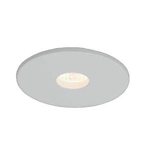 Spot de Embutir NS1004 Bella Redondo Alumínio Branco 1 Lamp Bivolt