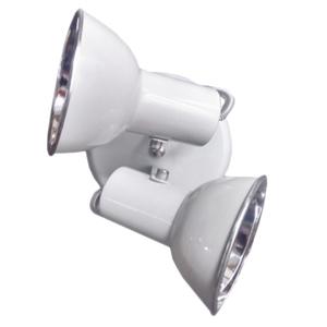 Spot de Sobrepor E27 Branco Farol JM Iluminação