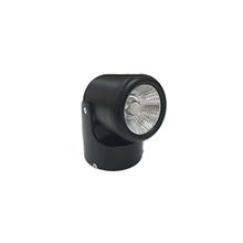 Spot de Sobrepor LED Luz Amarela 9W Bivolt Delis