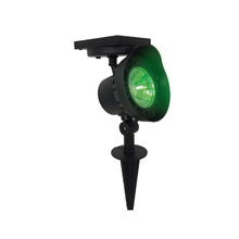 Spot de Sobrepor LED Ecoforce Redondo Plástico Preto