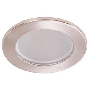 Spot embutir Aço/Alumínio/Vidro Níquel Fosco Bronzearte