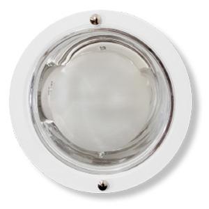 Spot embutir Alumínio/Vidro  Branco Semi Fosco Metal Técnica