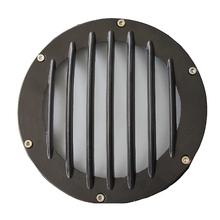 Spot para Solo LED Metal Técnica Redondo Metal Preto 6W Bivolt