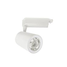 Spot para Trilho LED Luz Amarela 18W Bivolt Delis