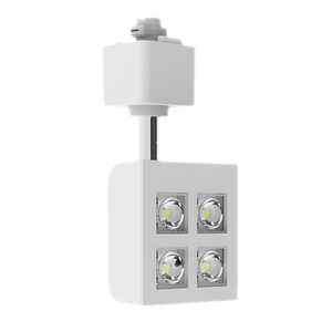 Spot para Trilho LED Luz Amarela 4,5W Bivolt Interlight