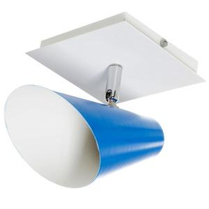 Spot sobrepor Alumínio Colorido Fosco MM Iluminação