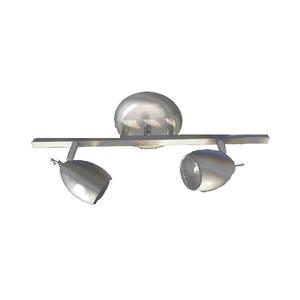 Spot sobrepor Alumínio Prata Cromado MM Iluminação