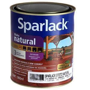 Stain Plus Acetinado Mogno 900ml Sparlack