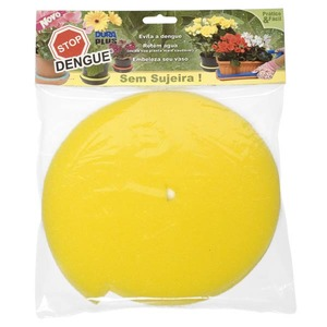 Stop Dengue Duraplus Linear 30mm Amarelo Balaska