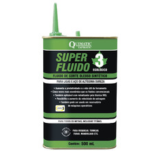Super Fluido 3 para Metais 500ml  Tapmatic