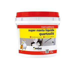 Super Manta Líquida 12kg Quartzolit