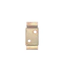 Suporte de Metal Bicromatizado para 1 Disjuntor DIN