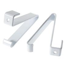 Suporte Aço Ordenare Encaixe Simples 10x6cm Branca