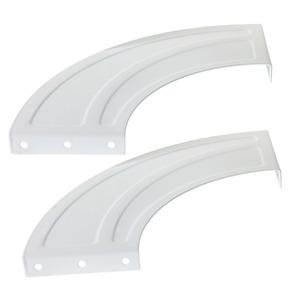 Suporte Aço Ordenare Encaixe Simples 27x11cm Branca
