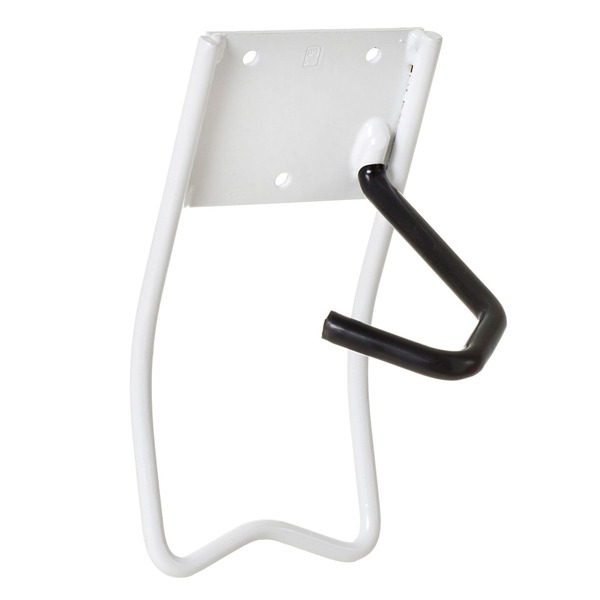 45ad20b23 Suporte para Bicicleta de Parede Metal Branco DS Artefatos