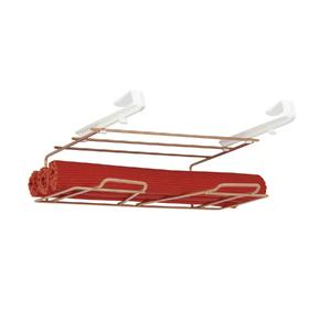 Suporte para Embalagem Cobre 25,5x7,5x27cm Space Savers Metaltru