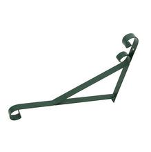 Suporte Parede Colonial Ferro Branco 1 Taboa 25x25x16cm Alambre