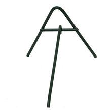 Suporte Parede Colonial Ferro Preto 1 Alambre A 21x13x15cm Alambre
