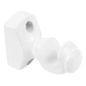 Suporte Parede Simples Madeira Branco 13mm Santone