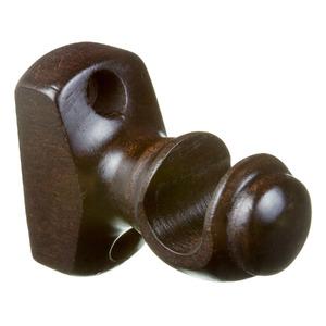 Suporte Parede Simples Madeira Imbuia 13mm Santone