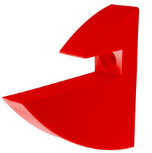 Suporte Prat-K 7,2x2,2 Vermelho
