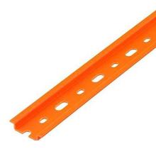 Suporte PVC Antichama para Disjuntor Din 1Metro Kit Flex