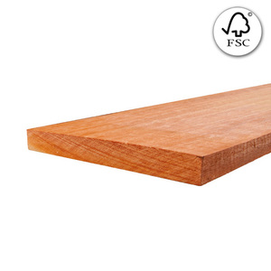 Tabeira Saligna 600 Aparelhado Natural 19x2x300cm FSC 100% Madvei