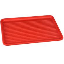 Tábua para Pia 43x32cm Vermelho