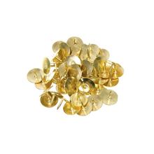 Tachas Dourada 50 unidades Standers