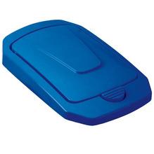 Tampa para Lixeira Seletiva Plástico Azul 15 L Manual Arthi