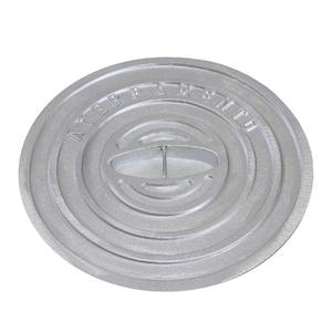 Tampão Alumínio para Aterramento T 0,30cm GDA