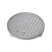 Tampão Alumínio para Caixa de Gordura Simples 0,32cm GDA
