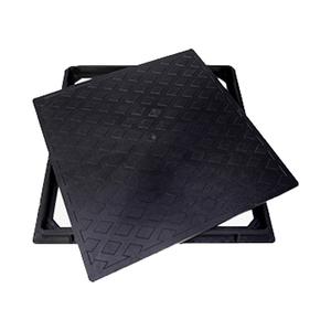Tampão Aro 30x30cm Simples PVC Odem