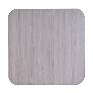 Tampo de Mesa MDF Quadrado Ciliegio 90x90cm Home Wood