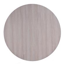 Tampo de Mesa MDF Redondo Ciliegio 90x90cm Home Wood