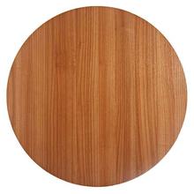 Tampo de Mesa MDF Redondo Noce 90x90cm Home Wood