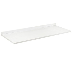 Tampo Reto Branco 0,025x1,6x0,57m Bonatto