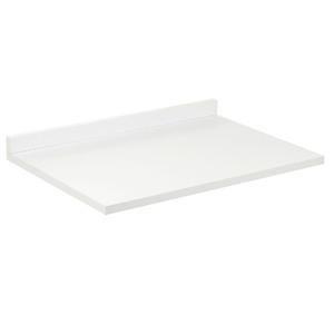 Tampo Reto Branco 0,025x2x0,57m Bonatto